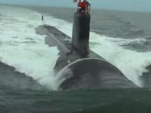 США вооружились «самой смертоносной» подлодкой (видео)